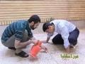 نور احکام 1 - توضیح المسایل Persian چگونگی تطهیر بدن و ظروف با آب کر یا �