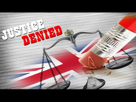 [Documentary] Justice Denied: The Danny Major Stitch Up (UK's justice system the scene of corruption) - Englis