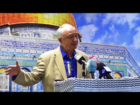 Ken Livingstone  - #FreePalestine: The Future of Jerusalem - English