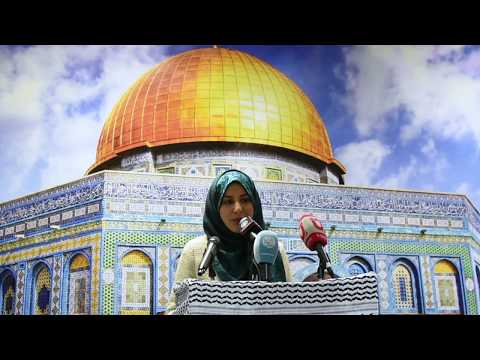 Narjis Khan - #FreePalestine: The Future of Jerusalem - English
