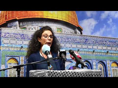Sandra Watfa - #FreePalestine: The Future of Jerusalem - English