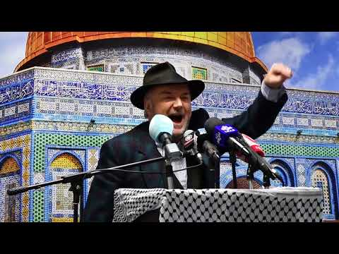 George Galloway  - #FreePalestine: The Future of Jerusalem - English