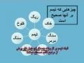 نور احکام 1 - توضیح المسایل Persian برخی مسایل مورد ابتلا در تیمم