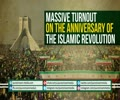 Massive Turnout on the Anniversary of The Islamic Revolution | Farsi sub English