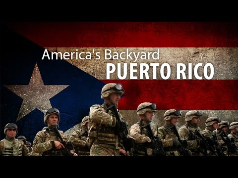 [Documentary] America\'s Backyard: Puerto Rico - English