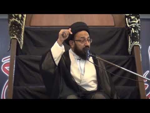 [Majlis] Topic: Ghaflat Aik Sabab or Elaaj   H.I Sadiq Raza Taqvi - Urdu