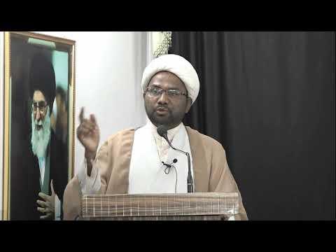 Jashn-e-Inqelab-e-Islami | 11th February 2018 | Moulana Mohammed Abbas Masood - Urdu