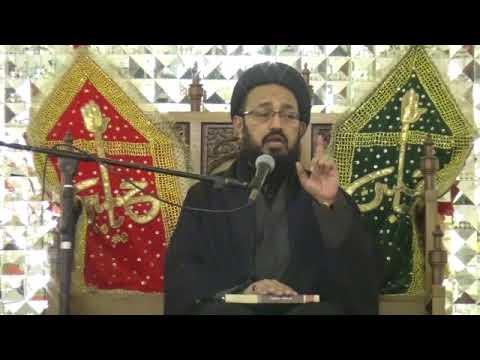 [Majlis 1] Topic: مقام و ولایت حضرت فاطمہ | H.I Sadiq Raza Taqvi - Urdu