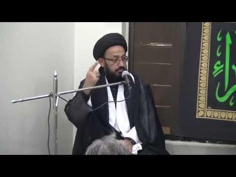 [Majlis] Topic: سیرت حضرت زھرا کے اجتماعی پہلو   H.I Sadiq Raza Taqvi - Urdu