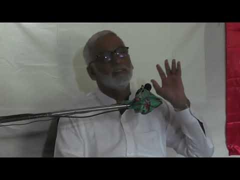 [Lecture] Dunya By Engr Syed Hussain Moosavi - Sindhi