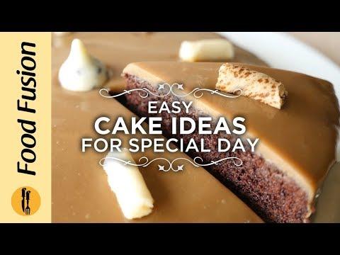 [Quick Recipe] Easy Cake recipe Ideas - English Urdu
