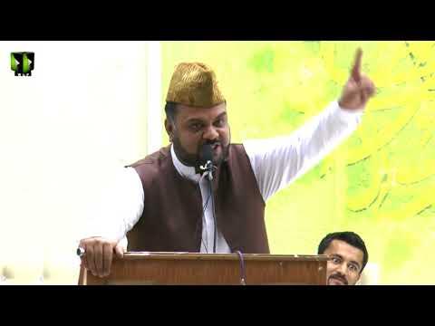 [Youm e Mustafa (saww)] Naat : Janab Maaz Nizami | Federal Urdu University Karachi - Urdu