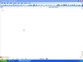 microsoft word 2003 tutorial-Getting started open view docs-English