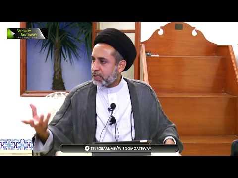 [Dars 11] Nahj-ul-Balagha Khutba No.02 | H.I Muhammad Haider Naqvi - Urdu