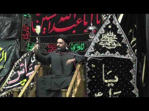 1st Majlis ( امتحان الہئ  ) By Allama Syed Nusrat Abbas Bukhari at Imambargah Fatima Zahra Frankfurt G