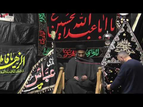 2nd Majlis ( امتحان الہئ  ) By H I Syed Nusrat Abbas Bukhari at Imambargah Fatima Zahra S.A Frankfurt Germany