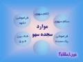 نور احکام 2 - توضیح المسایل Persian سجده سهو و موارد آن