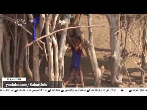 [30Mar2018] یمن پر جاری مظالم میں امریکا برابر کا شریک - Urdu