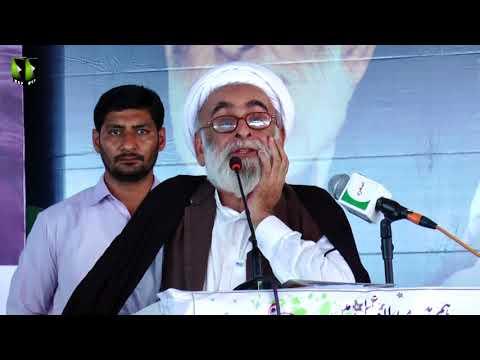 [Wilayat-e-Haq Convention 2018] یوم یعسوب الدین |Speech: H.I Allama Haider Ali Jawadi |Asgharia Org.- Sindi
