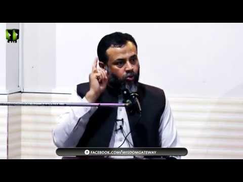 Fikri Nashist Baunwaan Shaheed Syed Muhammad Baqar us Sadr | Br. Naqi Hashmi | 8 April 2018 - Uudu