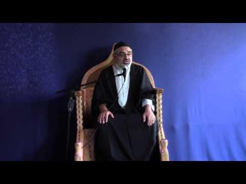 Lecture 1 of 10-Day Ramadan 1436/2015 By Allama Ali Murtaza Zaidi at AIZ Munich Germany - Urdu
