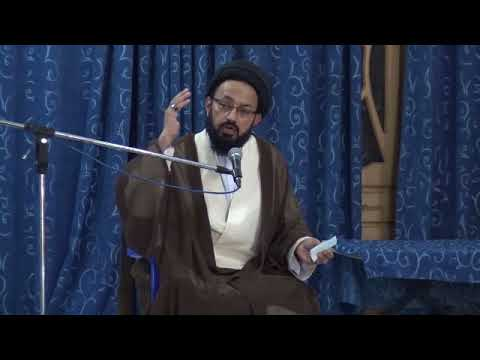 [ؒLecture] Topic: Role or Feeling in Life | H.I Sadiq Raza Taqvi - Urdu