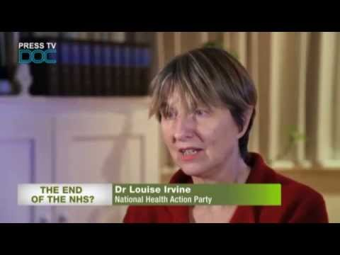 [Documentary] The End of the NHS? (The Decline of Public Services in Britain) Part 4 - English