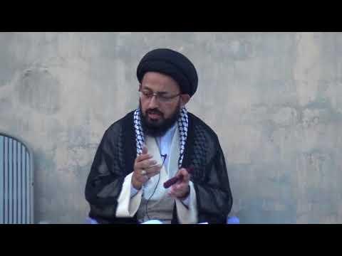 [Speech] Topic: Marifat-e-Imam Zamana    H.I Sadiq Raza Taqvi - Urdu