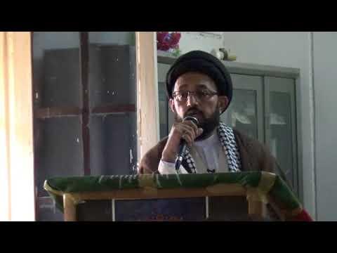 [Speech] Topic: Wilayat e Faqhi    H.I Sadiq Raza Taqvi - Urdu