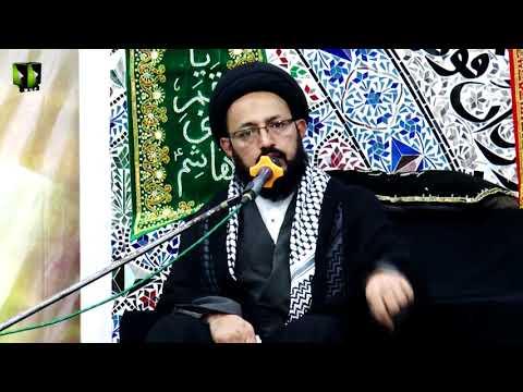 [ 2nd Majlis-e-Barsi ] Shaheed Khurram Zaki | Khitaab: H.I Moulana Sadiq Raza Taqvi | 6th May 2018 - Urdu