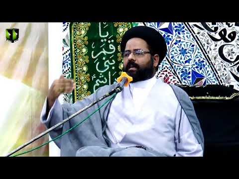 [ 2nd Majlis-e-Barsi ] Shaheed Khurram Zaki   Khitaab: Maulana Ali Afzaal Rizvi    6th May 2018 - Urdu