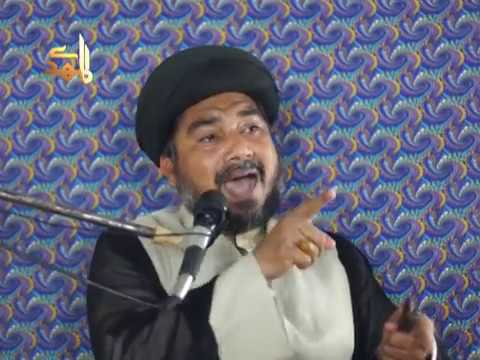 Imame Zamana  Ki Hamrahi Kese Mumkin He 29th April 2018 By H.I Naseem Haider Zaidi at Imambargah Imamia Malir - Urdu