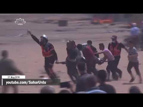 [21May2018] مسئلہ فلسطین اور مسلم امہ کی ذمہ داریاں- Urdu