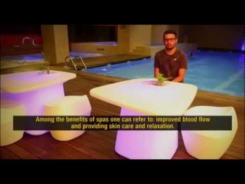 [Documentary] Splash of Life (Exploring Iran's hydrotherapy attractions)(Part-1) - English