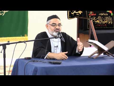[1] - Preparing for Imam Zaman a.s By H.I Agha Syed Ali Murtaza Zaidi - English