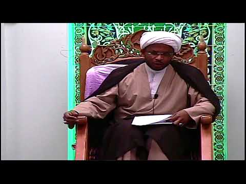 [4Ramadan]Revisiting Core Principles of Islamic Lifestyle, By H.I. Usama Abdulghani IEC Huston - English