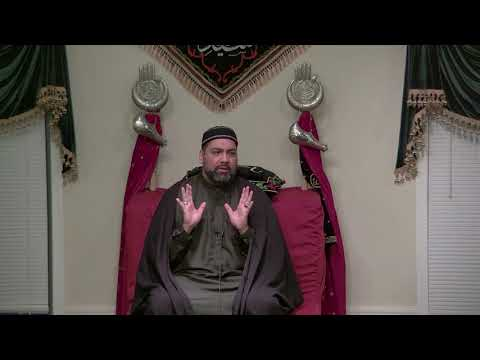 [3rd Ramadan 1439 AH] Maulana Asad Jafri - Bridging Today\'s Generation Gap 2018 English