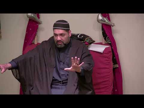 7th Ramadan 1439AH - Bridging Today\'s Generation Gap - Maulana Asad Jafri 2018 English