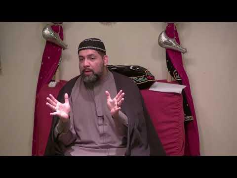14th Ramadan 1439 AH - Bridging Today\'s Generation Gap - Maulana Asad Jafri 2018 English