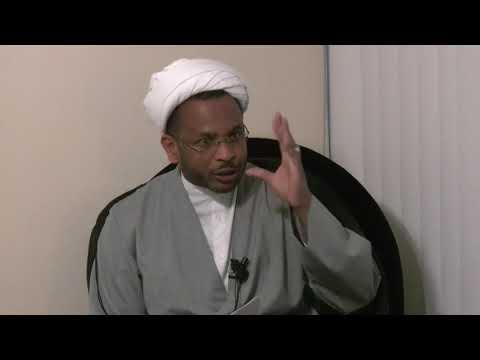 [Ramadan Lecture 01] Shaykh Usama Abdulghani at Hadi Musallah Toronto 2018English