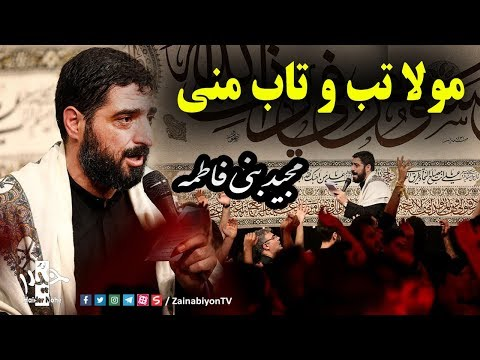 مولا تب و تاب منی (مداحی امام علی) سید مجید بنی فاطمه | Farsi