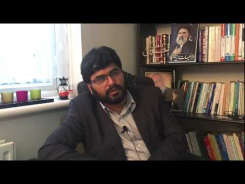 15th Shab\'an 1437 Hijari 22nd May 2016 Topic: Daulat e Kareema By Syed Arif Ali Rizvi - Urdu
