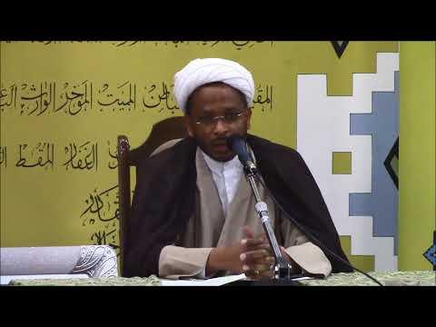 Shaykh Usama AbdulGhani - Night 22 of Ramadan 2018  Toronto English