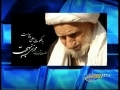 Farsi - Aalim-e-Rabbani Ayatollah Taqi Behjat  - Death News - Short Biography