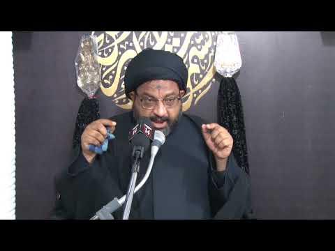 [09] Sifaat-e-Muttaqeen | 18th Mahe Ramadhan 1439 A.H | Moulana Syed Taqi Raza Abedi - Urdu