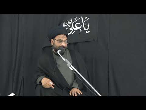 [Majlis 01] Ali (a) Ma\'al-Qur\'an | 20th Mahe Ramadhan 1439 A.H | Moulana Syed Taqi Raza Abedi - Urdu