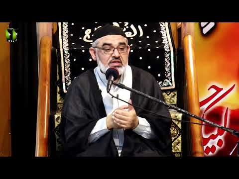 [Majlis] مجلس عزا برائے ایصال ثواب | Khitaab: H.I Syed Ali Murtaza Zaidi - 24 June 2018 - Urdu