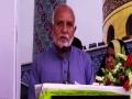 [ 2018 انقلابِ نورکلاسز ۔ تقریب تقسیم اسناد ] - Speech: Janab Baqir Sheem - Urdu