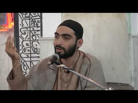 [Etekaaf Mahe Ramadhan 1439] [02] Qurb-e-Elahi | Moulana Mohammed Hassan Ibrahimi - Urdu