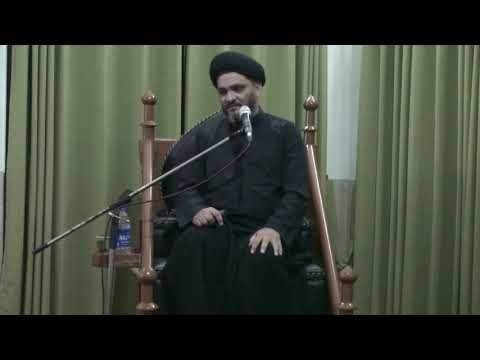 [Majlis 1] Shahadat Imam Ali (as)   Moulana Syed Hussain Haider Rizvi   Mah-e-Ramzaan 1439 - Urdu